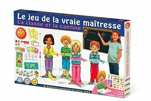 B-WARE B-WARE B-WARE  Janod Jura Toys Lehrer-Spiel Kinderspielzeug Unterhaltung Lernspiel lern c84b6b