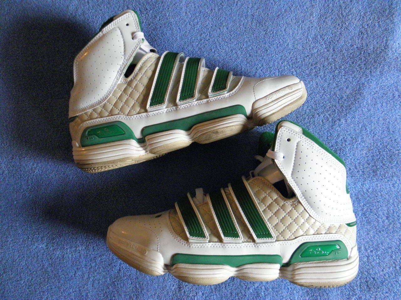 Adidas Supernatural Commander Kevin Garnett KG PE Feet You Wear FYW size 11 NDS
