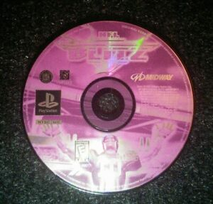 NFL-Blitz-Ps1-Playstation-one-Disc-Only-TESTED-Rare