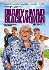 Diary of a Mad Black Woman 031398175568 With Kimberly Elise DVD Region 1
