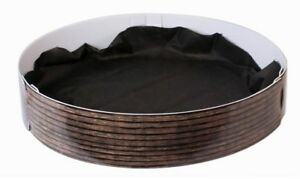 PLASTEC-33-in-Corrugated-Plastic-Antique-Wood-Grow-Rings-Garden-Raised-Bed