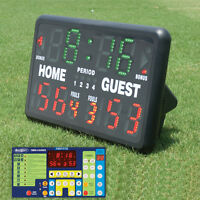 Indoor/outdoor Tabletop Scoreboard on sale