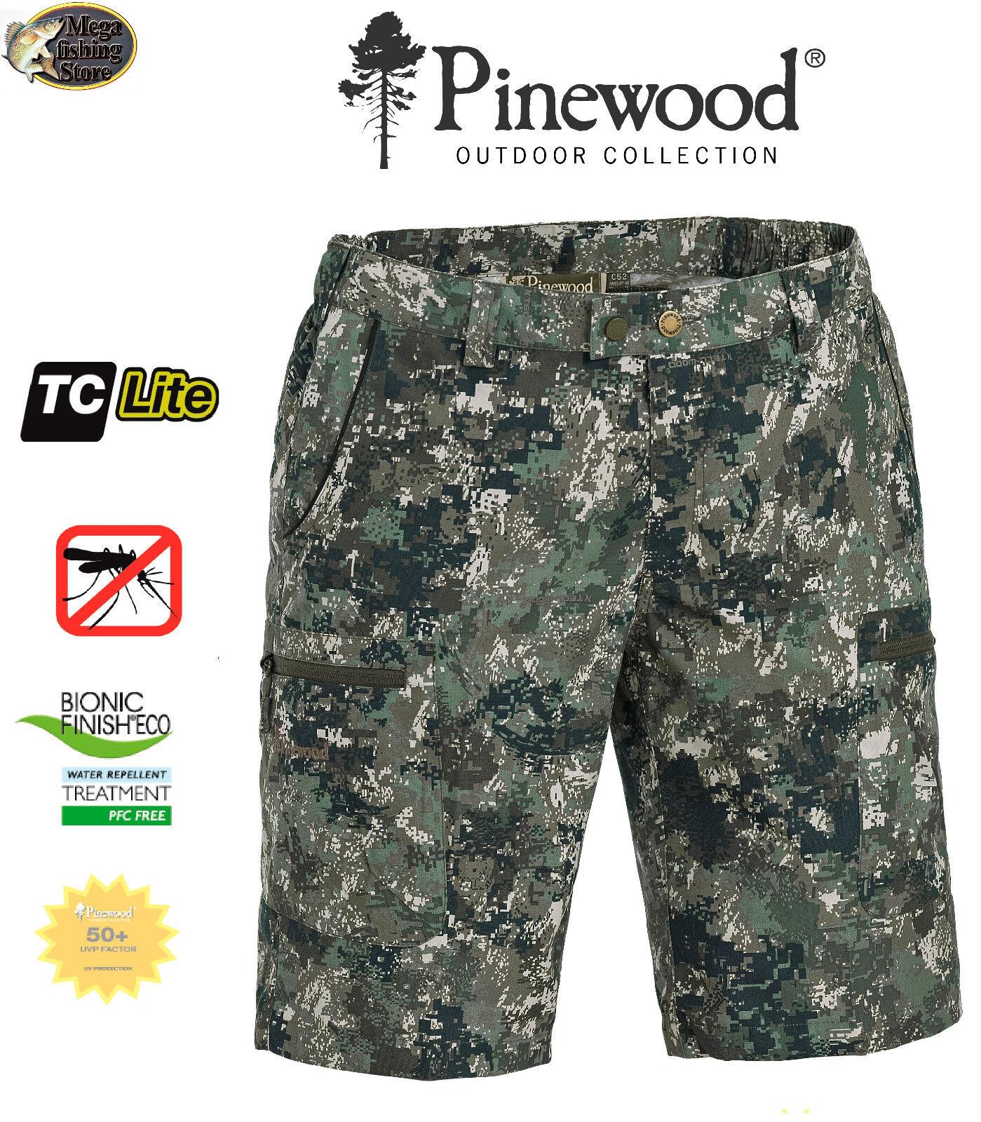 Pinewood 5286 Caribou Camou TC Shorts Outdoor Angelshorts Angel Optima 2