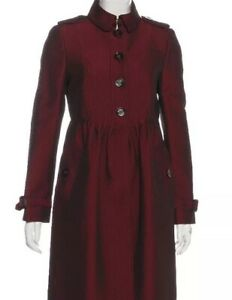 Burberry-Womens-Mid-Length-Texture-Trench-Coat-Shimmer-Bordeaux-Red-Pleated-US-4