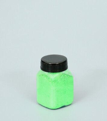 Bescheiden Tagesleuchtpigment Grün Farbpigmente Pulverfarbe Trockenfarbe Silikon Baugewerbe 10g Farben, Lacke & Leime