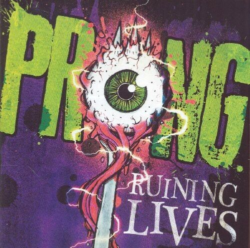 Prong - Ruining Lives [New CD]