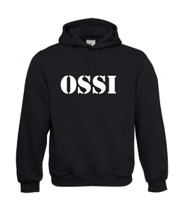 Ossi-I-Patter-I-Fun-I-Funny-to-5XL-I-Men-039-s-Hoodie