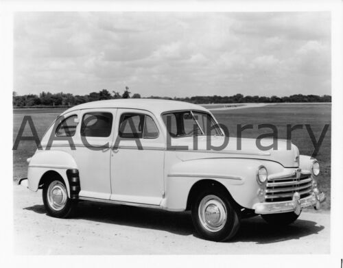 Ref. # 42267 1948 Ford Super Deluxe Fordor Factory Photo
