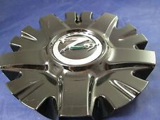 ZINIK GLOSS BLACK CUSTOM WHEEL CENTER CAP*  #CAP-Z26-2295 (FOR 1 CAP)