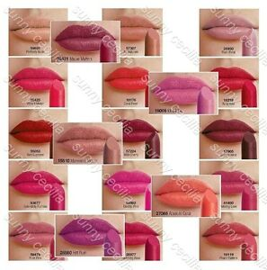 AVON-Perfectly-Matte-True-Colour-The-Bold-Epic-Lipstick-Samples-DIFFERENT