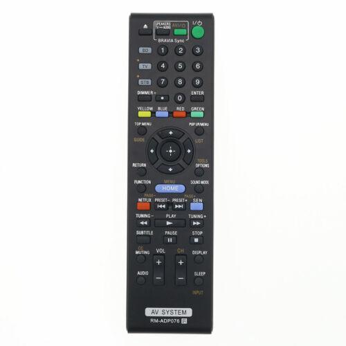 Surroundsystem Ersatz Fernbedienung für Sony BDV-EF200 Receiver//Stereoanlage