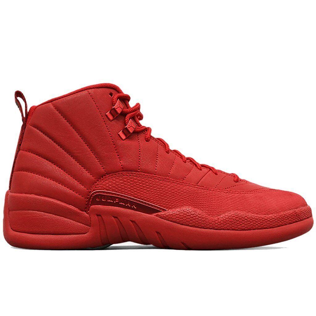 2018 Nike Air Jordan 12 XII Retro Gym Red Size 12. 130690-601