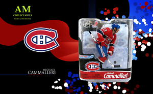 Mcfarlane-NHL-Exclusive-Montreal-Canadiens-Michael-Cammalleri-Nuovo-Conf
