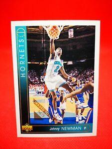 Upper Deck 1993 nba basketball Charlotte Hornets #277 Johnny Newman