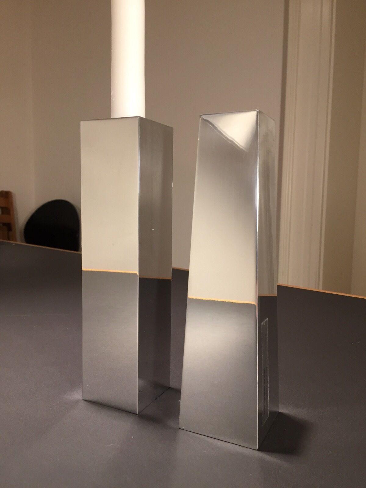 Edler Design Kerzenleuchter Kerzenständer  Piramidale  Größe C-groß Kerzenhalter