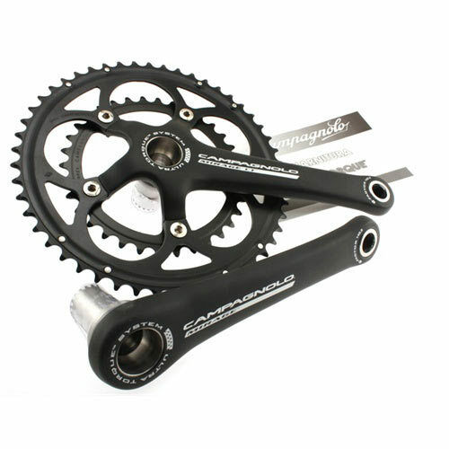 Biela Campagnolo Mirage CT bike crankset 170-172.5-175 10s made in