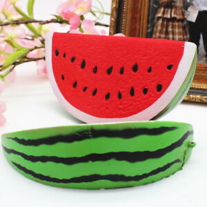 1-2-PC-Soft-Scented-Toy-Watermelon-Stress-Slow-Rising-Squishies-Squeeze-Relief