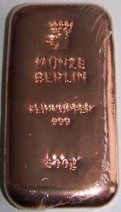 1-2-KILO-KG-KUPFER-BERLINER-BAR-KUPFERBARREN-ANLAGE-WIE-SILBER-ODER-GOLD