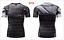 Superhero-Superman-Marvel-Panther-3D-Compression-T-shirt-Fitness-Cycling-GYM-TOP thumbnail 9