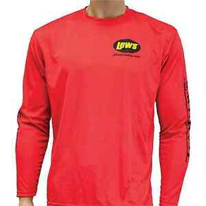 Lew/'s Lews Gray 3X-Large Micro Fiber Shirt NEW FREE US Shipping
