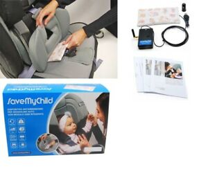 Save my Child - Dispositivo anti abbandono per seggiolino BIMBO auto CONFORME