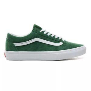 Details zu Vans Old Skool Pig Suede Fairway Green Lifestyle Sneakers Skateboard VN0A4BV5V76