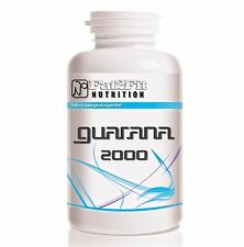 Guarana (12,90€/100g) 90 Tabletten je 2000mg - Koffein - Energie