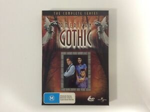 American-Gothic-The-Complete-Series-6-Disc-Set-R4-Excellent-Condition