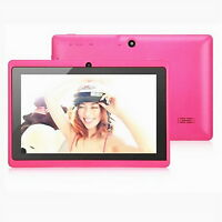 """SALE CHEAP Q88 7"""" WiFi Tablet Google Android4.2 4G 512M 2Camera PC Touchscreen"""