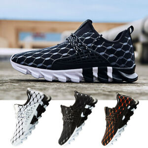 Men-039-s-Casual-Running-Shoes-Breathable-Lightweight-Shoes-Athletic-Sneakers