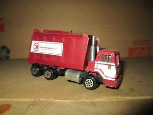 Image Is Loading 1995 Road Champs Garage Truck 1 64 Diecast