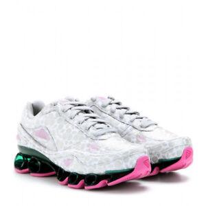 e3cd892d4 Adidas Raf Simons Bounce ozweego nmd boost pink gray M20567 floral ...