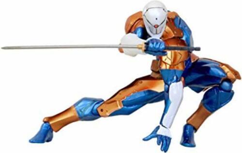 Cyborg Metal Gear Solid Kaiyodo Revoltech Yamaguchi Mini Action Figure #005