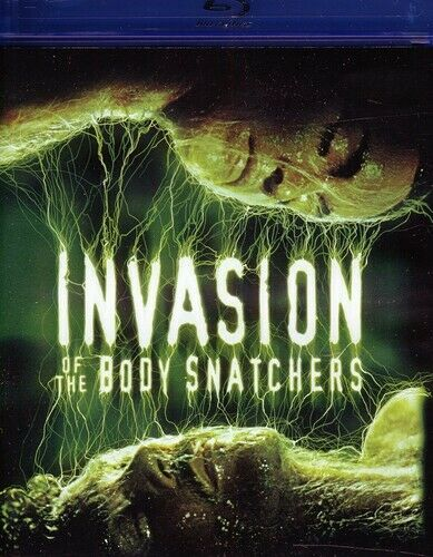 Invasion of the Body Snatchers [New Blu-ray] Pan & Scan, Faceplate
