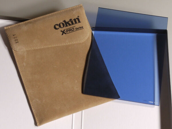 (prl) Cokin X Pro Filtro Filtre Filter X 021 Xp Blue 80b Professionel Xpro X021