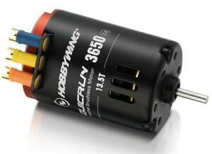Hobbywing-QUICRUN-25-5T-G2-3650-Brushless-Motor-1-10-1-12-Stock-Competition-EP