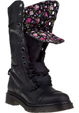 Dr. Martens Women`s Triumph 1914 W Boot Black Floral US 9 EU 41 UK 7 LAST!!!