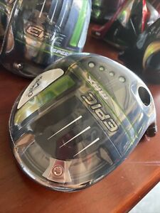 Callaway epic Max Driver 10.5 Head Only With Adapter New In Wrapper