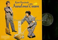 LP--KURT SOWINETZ // I UND MEI TEAM // CLUB
