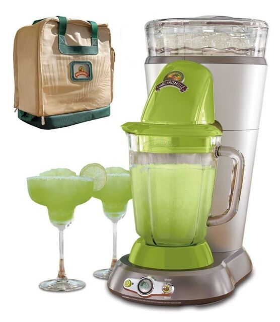 Margaritaville Bahamas Frozen Concoction Maker 36 oz. Blender + Travel Bag