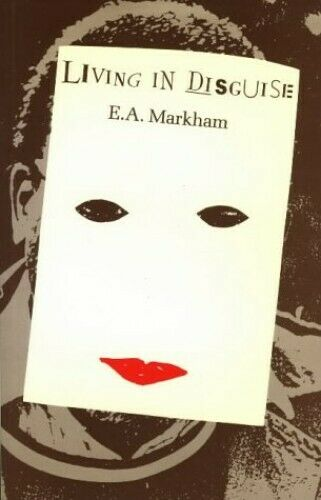 Living in Disguise by Markham, E. A. Paperback Book The Fast Free Shipping
