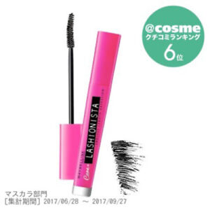 14f3b586112 Image is loading MAYBELLINE-Lashionista-Endless-Length-Obsession-Mascara -Black-NEW