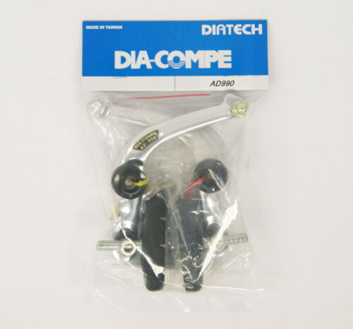 DIA-COMPE AD990 Barrel Polishing BMX Center Pull Brake