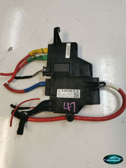 2014 Mercedes S550 W222 OEM Engine Pre Fuse Relay Box A2225402550 for sale  onlineeBay