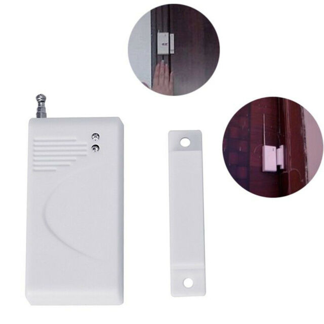 Magnetic Wireless Window Door Sensor Detector Monitor Security Alarm Chic