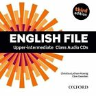 English File: Upper-Intermediate: Class: The Best Way to Get Your Students Talking by Clive Oxenden, Christina Latham-Koenig (CD-Audio, 2014)