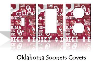 OSU Cowboys Oklahoma State University Light switch covers,light switch plate,outlet covers,outlet plates,home decor wall art,Decoupage