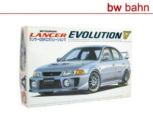 Fujimi-1-24-kit-03441-Mitsubishi-Lancer-Evolution-V-maqueta-de-coche-nuevo