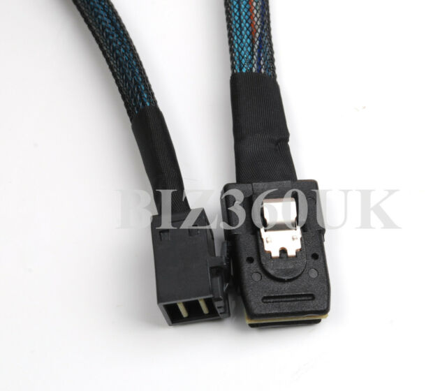 Hp 1.0M Ext Minisas Hd to Minisas Cable