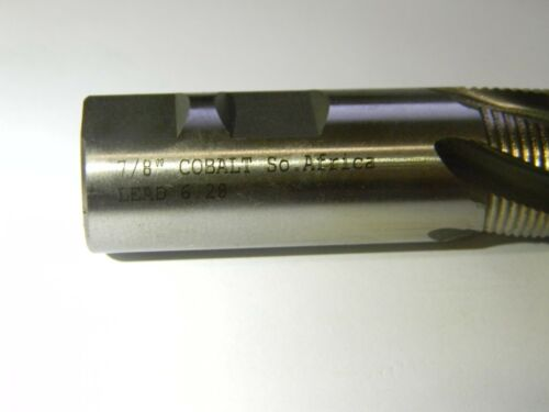 "Putnam Tools  7//8/"" x 7//8/"" x 7//8/"" 5 Flute CC Roughing End Mill 97726"